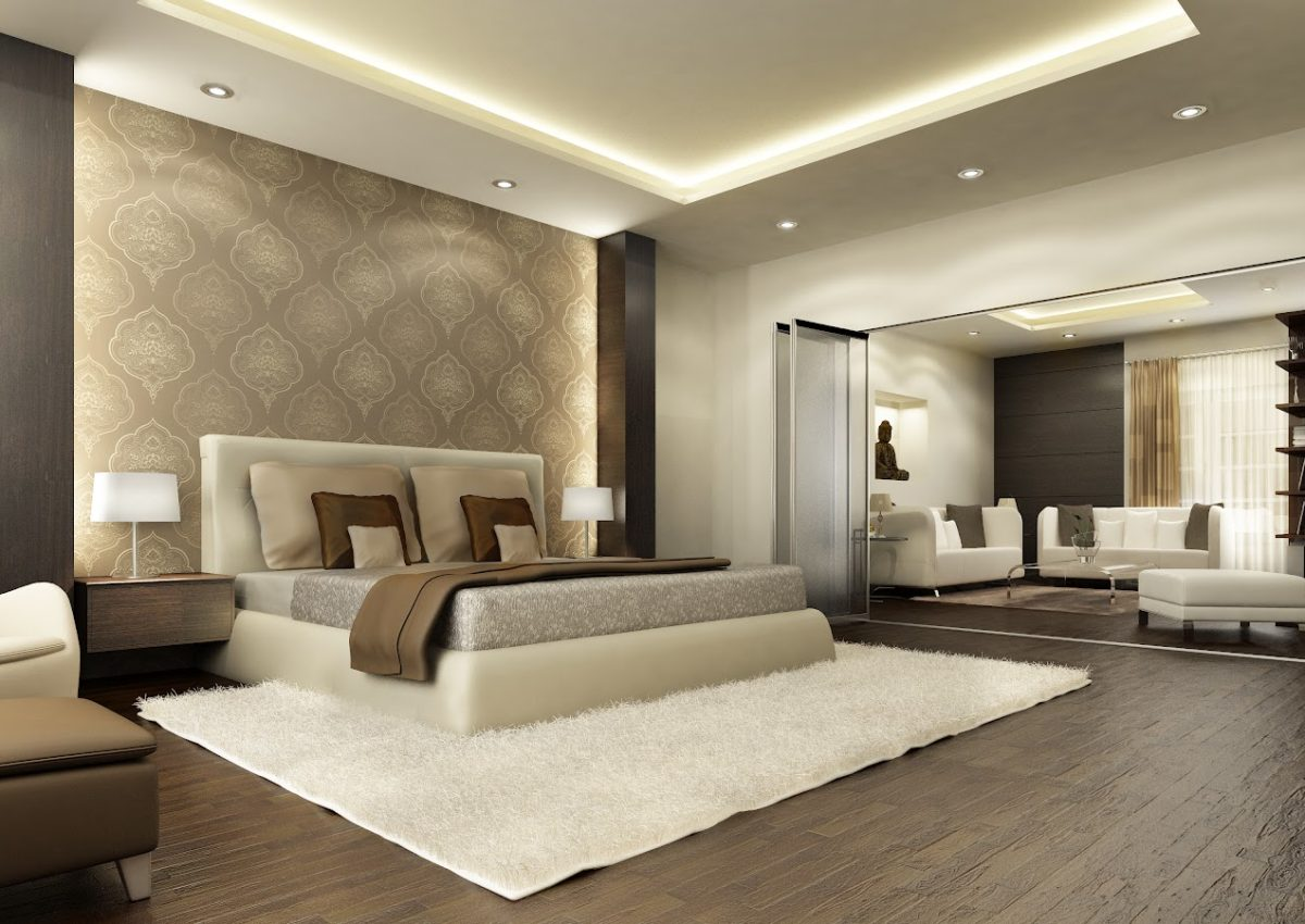 Simple and easy DIYs ideas to make your bedroom look elegant