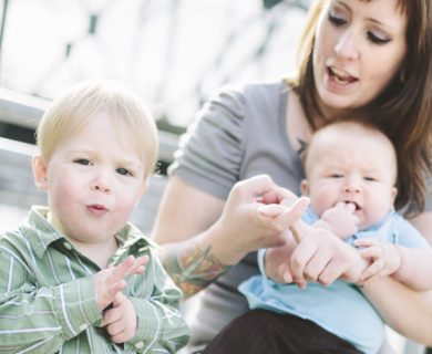 Here's How Your Kids Communicate, Birth Onwards