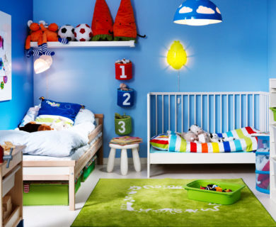 4 Unique Ideas To Style Up Your Kid's Bedroom