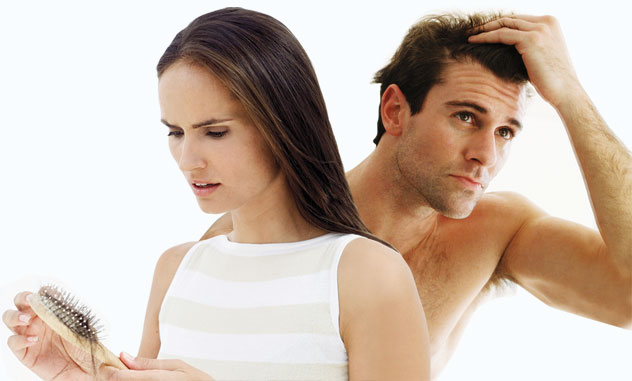 Ways to Control Hair Loss in Men and Women