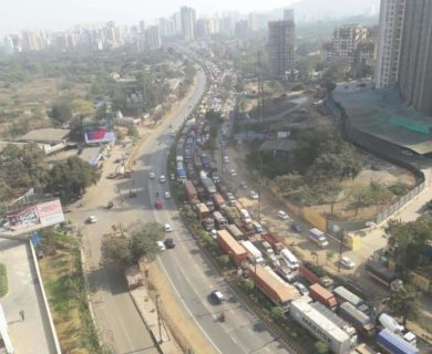 Why is Ghodbunder Road Becoming the Popular Destination?