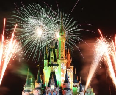 Here's How Disney World Uses Digital Signage
