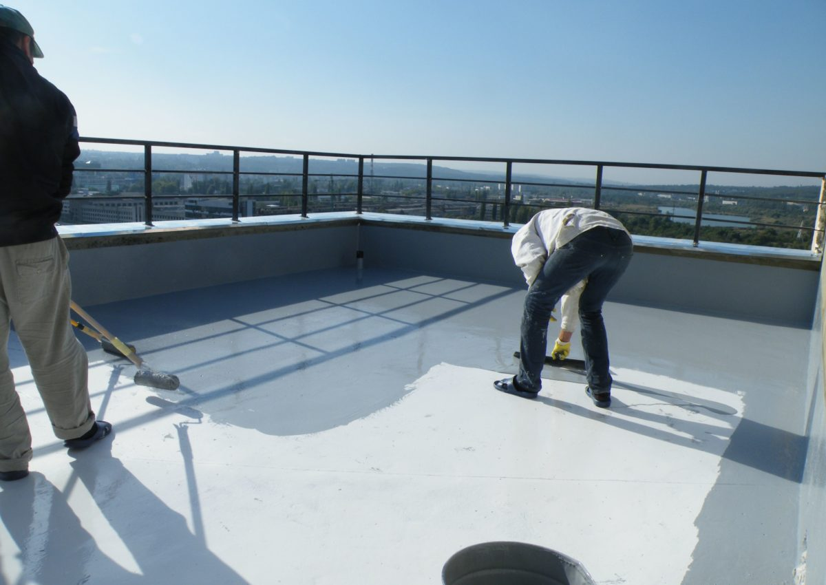 Characteristics of Roof Waterproofing Products