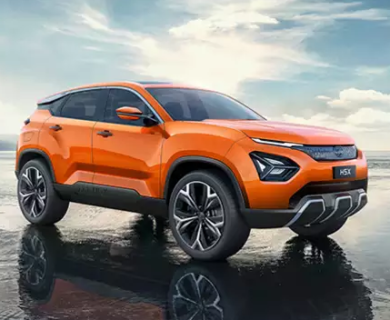 Tata Harrier: The Domestic Competitor in Growing Segment