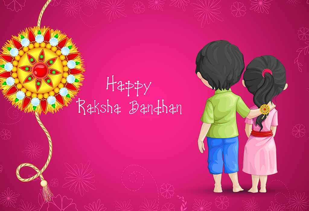 Top 5 Ways To Celebrate Raksha Bandhan in Lockdown