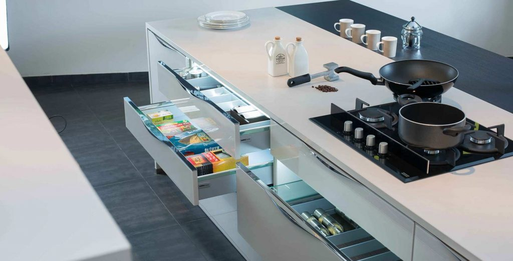 Keep Drawers Smooth and Easy-to-operate